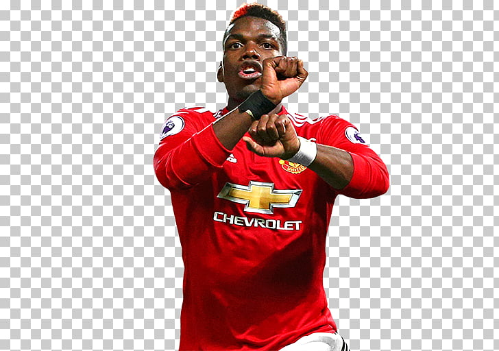Paul Pogba FIFA 18 Manchester United F.C. Premier League.