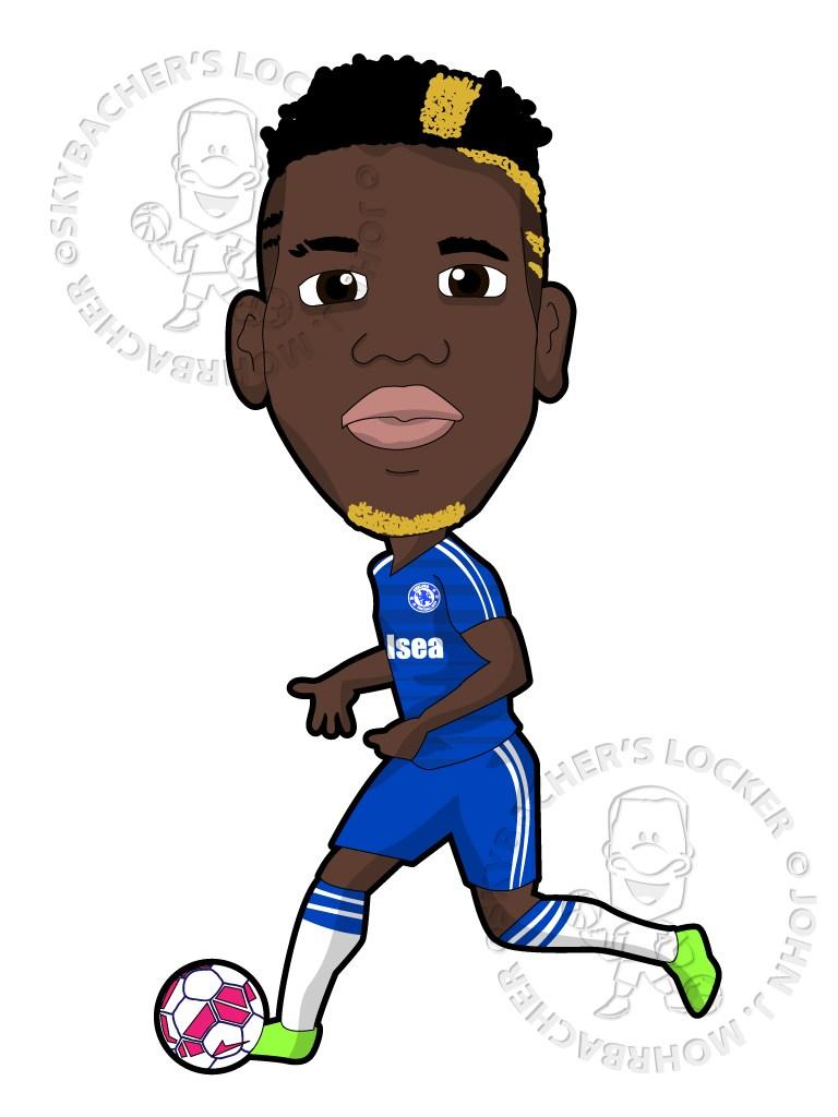 Pogba to Chelsea.