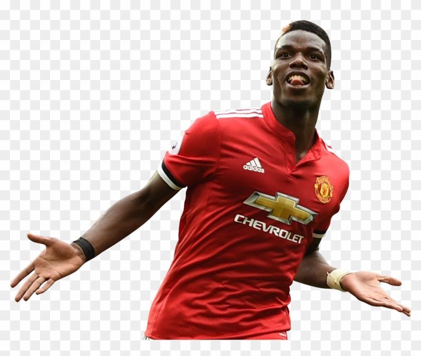 Paul Pogba Football Render 40097 Footyrenders.