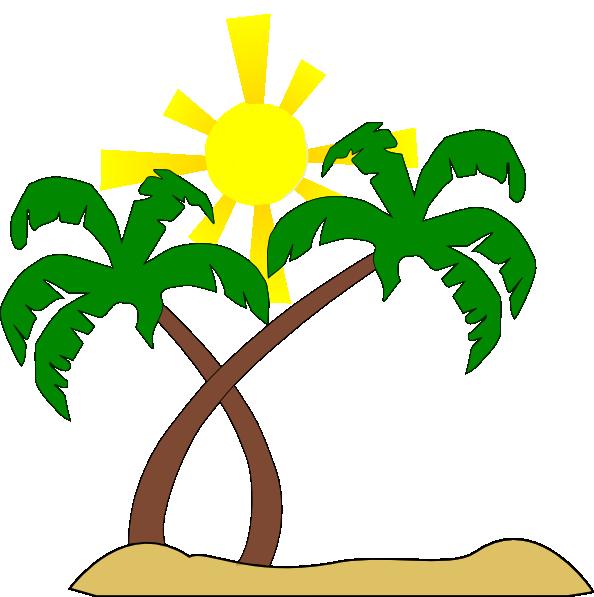 Animasi Pohon Kelapa Sawit.