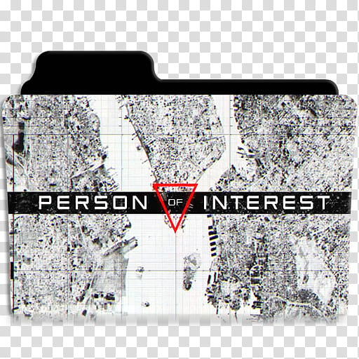 Person of Interest folder icons S S, POI Main B A.