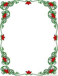 Free Poinsettia Border Cliparts, Download Free Clip Art.