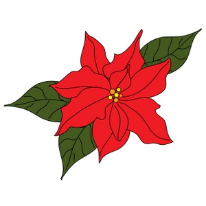 Free Poinsettia Flower Cliparts, Download Free Clip Art.