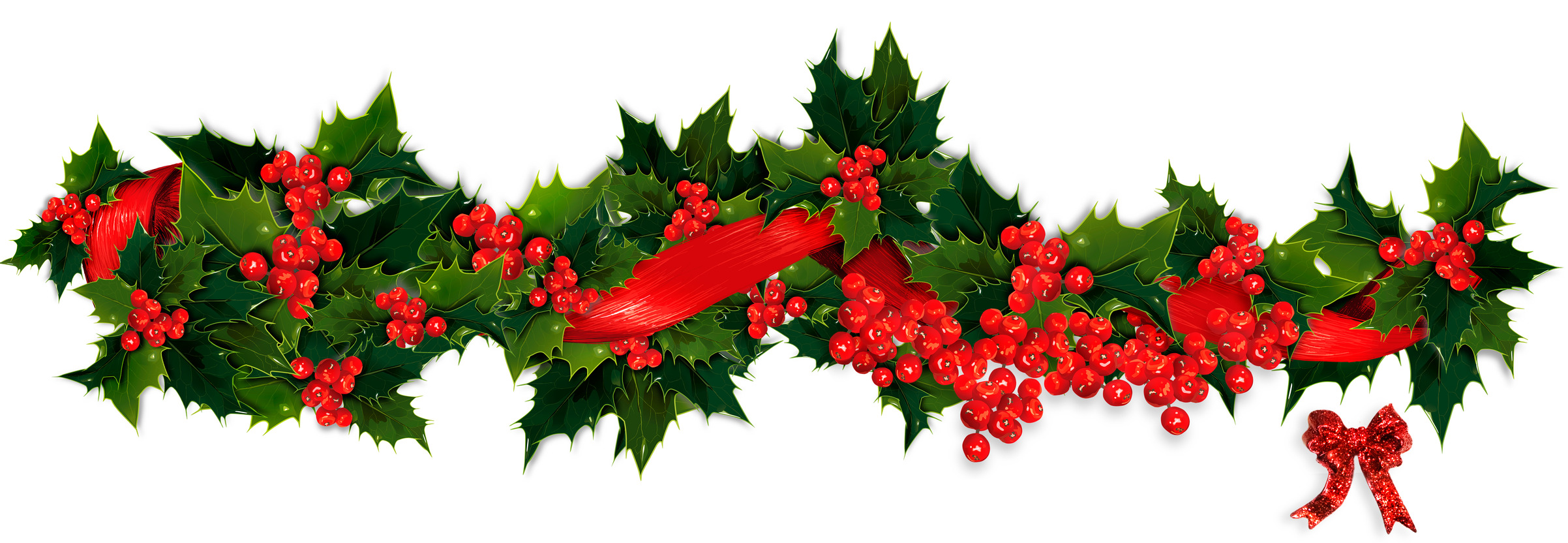 Collection of Garland clipart.