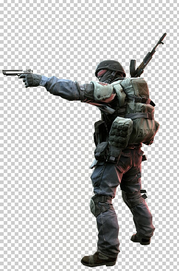 Warface Point Blank Player Versus Environment Video Game PNG.