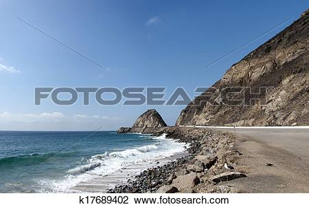 Stock Photo of Point Mugu, CA k17689402.