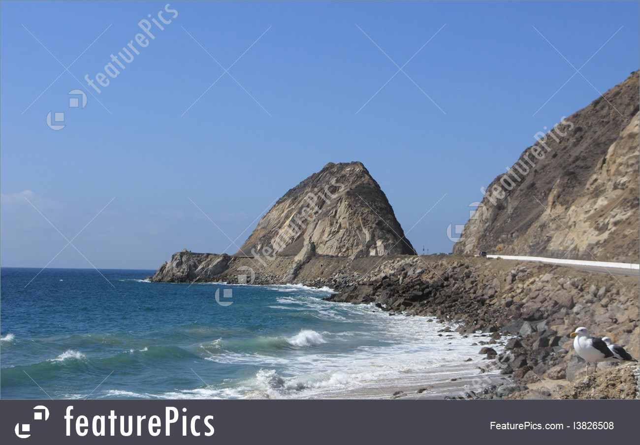 Point Mugu At PCH.