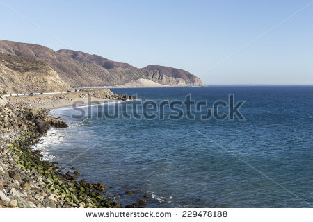 Point Mugu Stock Photos, Royalty.