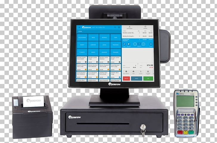 Point Of Sale Epos Now Cash Register Sales Retail PNG.