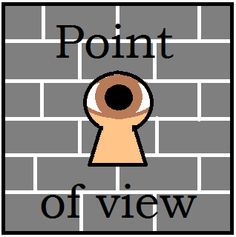 Point Of View Clipart.