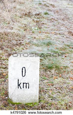Stock Images of zero kilometer k4791026.