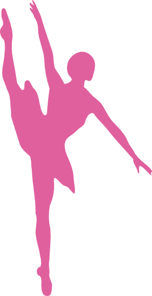 Pointe Shoes Clip Art.