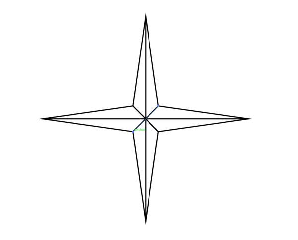 Compass Star.