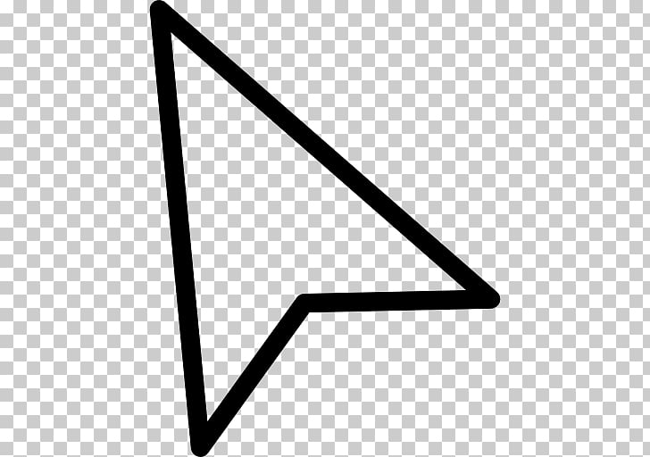Computer mouse Pointer Icon Arrow Scalable Graphics, Mouse.