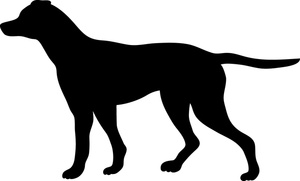 Free Pointer Dog Clip Art.