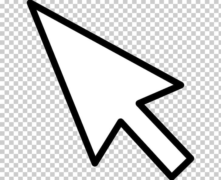 Computer Mouse Pointer Arrow PNG, Clipart, Angle, Area.