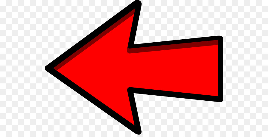 Free Clipart Arrow Pointing Left.