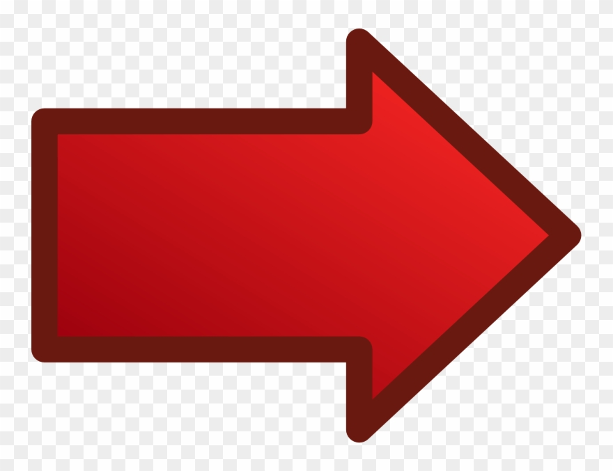 Arrow Pointing Right Clipart (#1303016).
