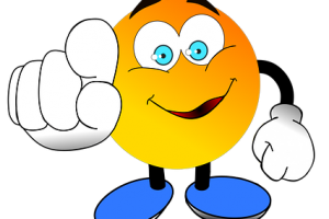 Pointing at you clipart 1 » Clipart Station.
