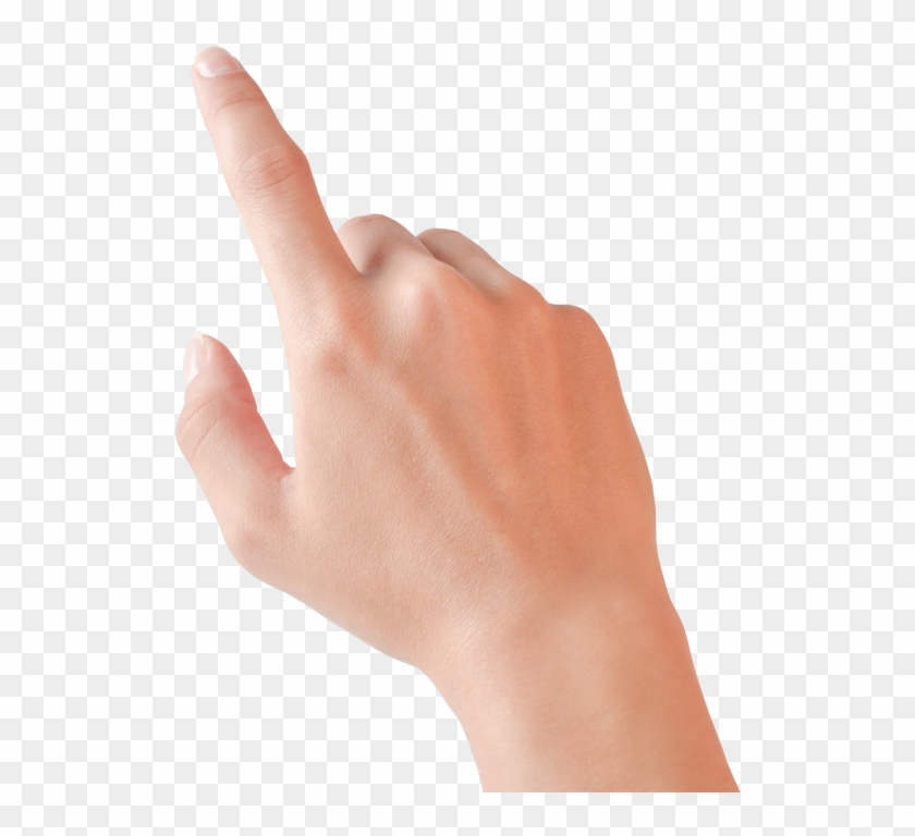 Pointing Finger Png.