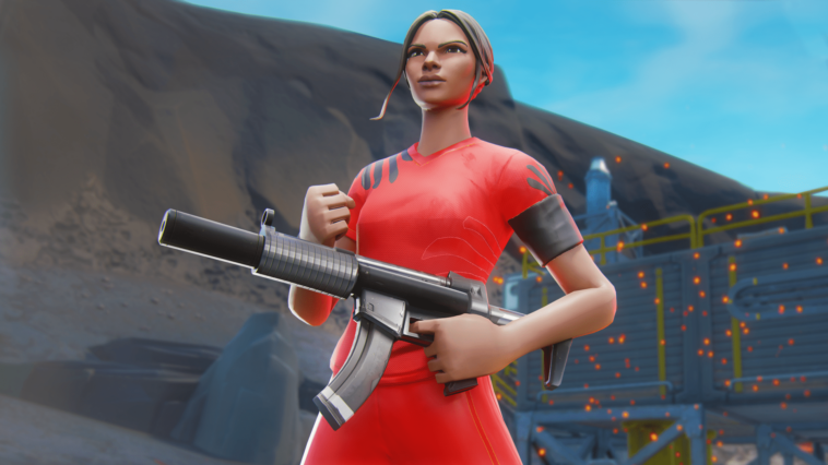 Poised Playmaker Fortnite Skin Wallpapers and Details.