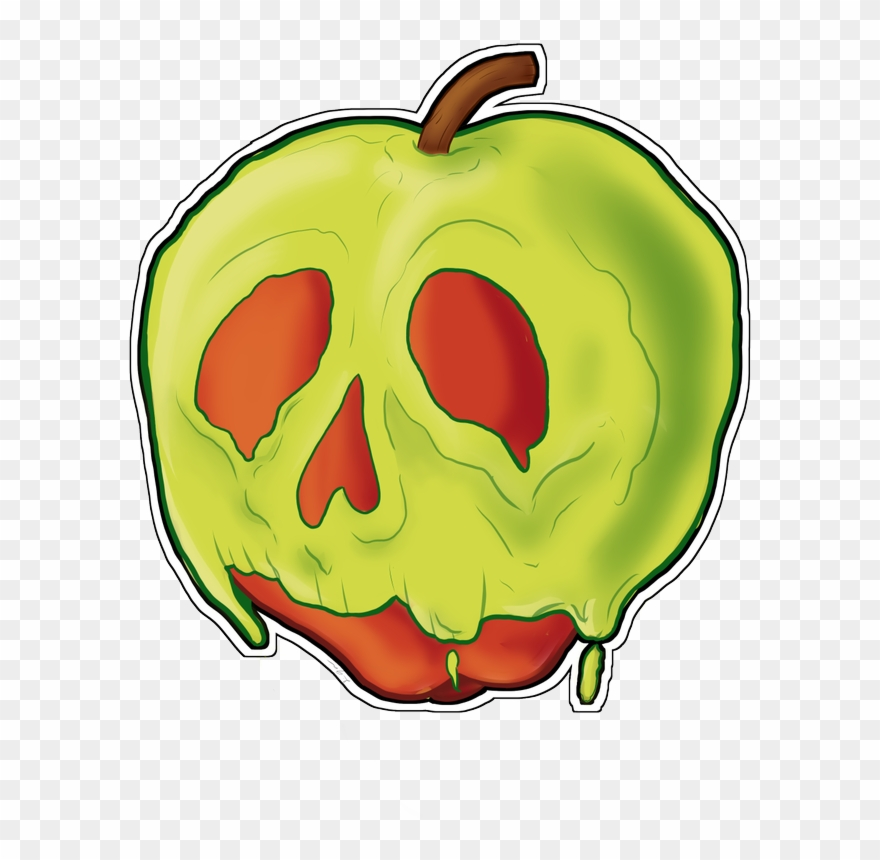 apple #poisonapple #art Just A Quick Draw Of The Poison.