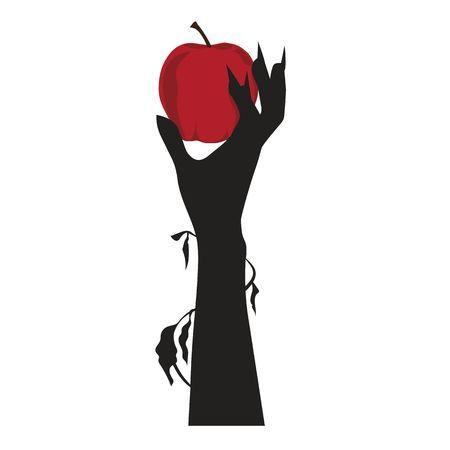 Poison apple clipart 2 » Clipart Portal.