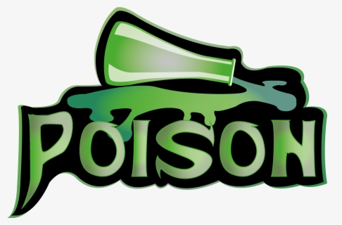 Free Poison Clip Art with No Background.