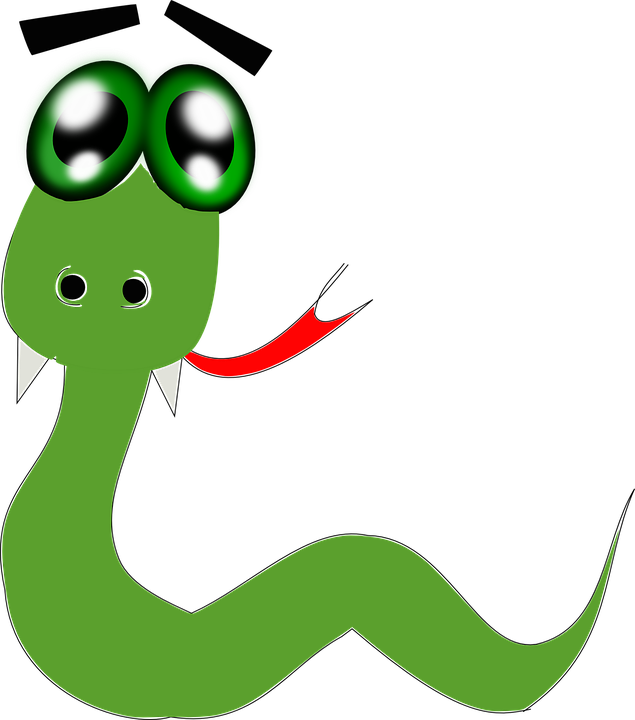 Free vector graphic: Snake, Poison Fangs, Fangs, Reptile.