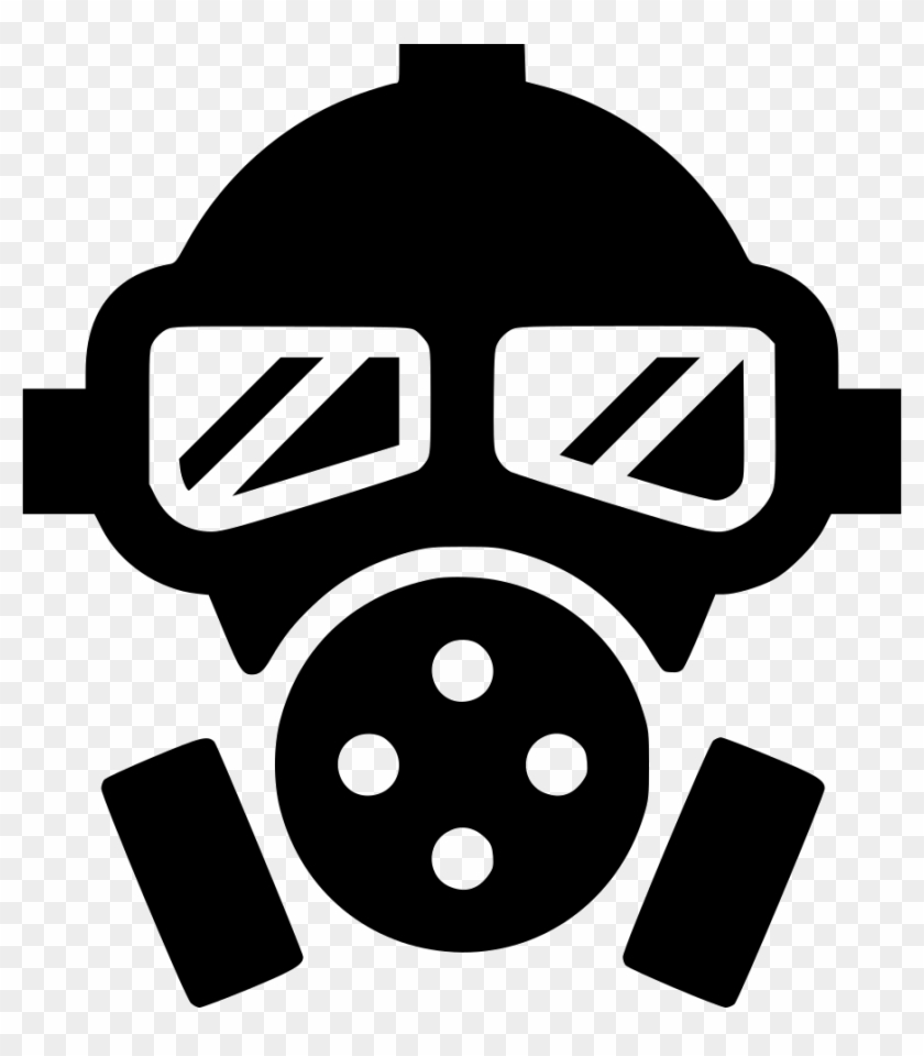 Gas Mask Poison Toxic Comments.