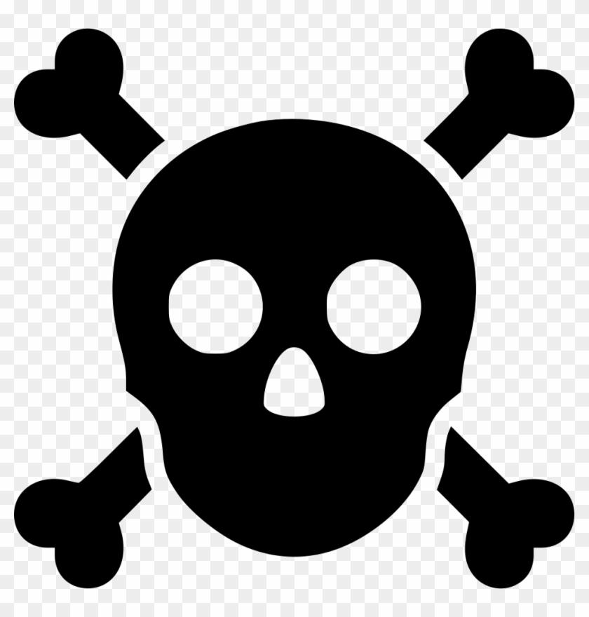 Poison Skull Png.