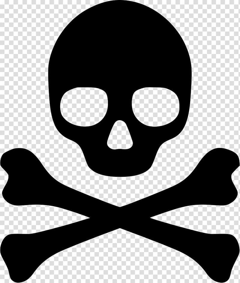 Poison Hazard symbol Skull and crossbones, symbol.