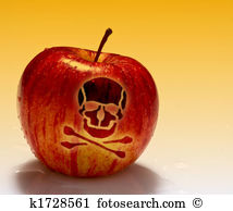 Poison apple Stock Illustrations. 57 poison apple clip art images.