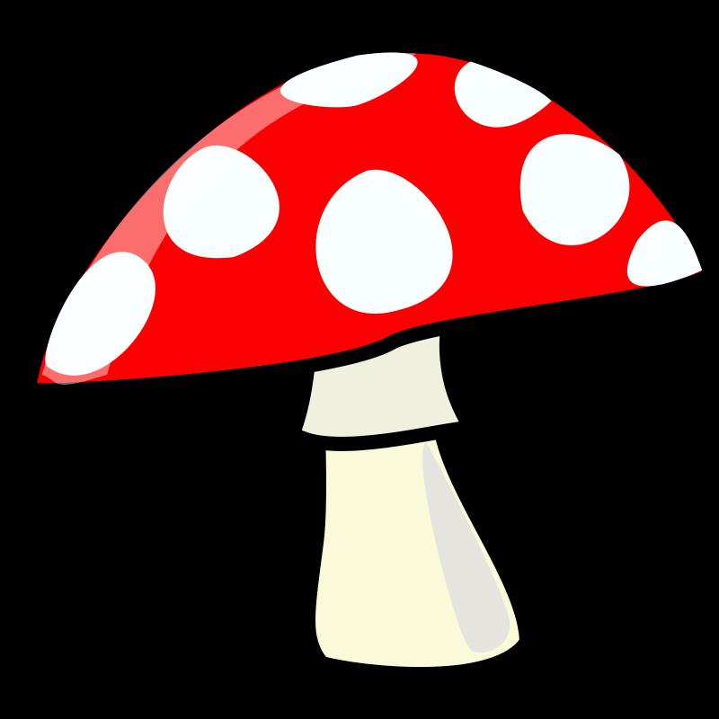 Free Clipart: Mushroom.