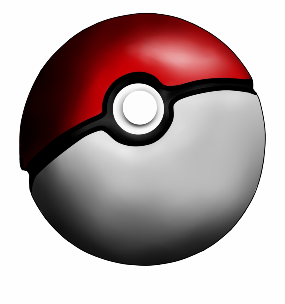 Pokemon Ball Transparent Background.