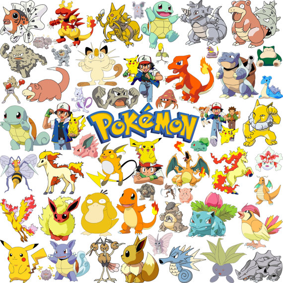 205 Pokemon Clipart Pokemon Go Clipart Pokemon Stickers.