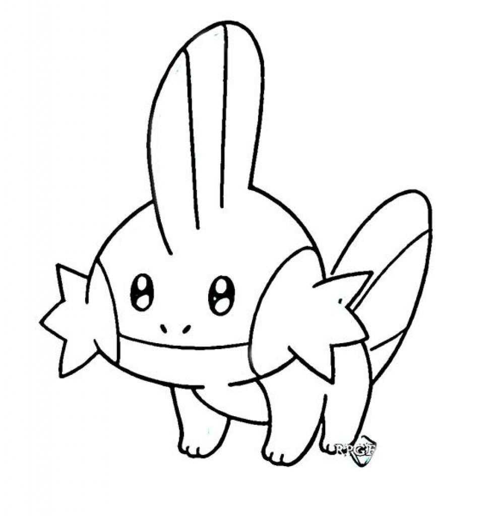 Pokemon Clipart Black And White.