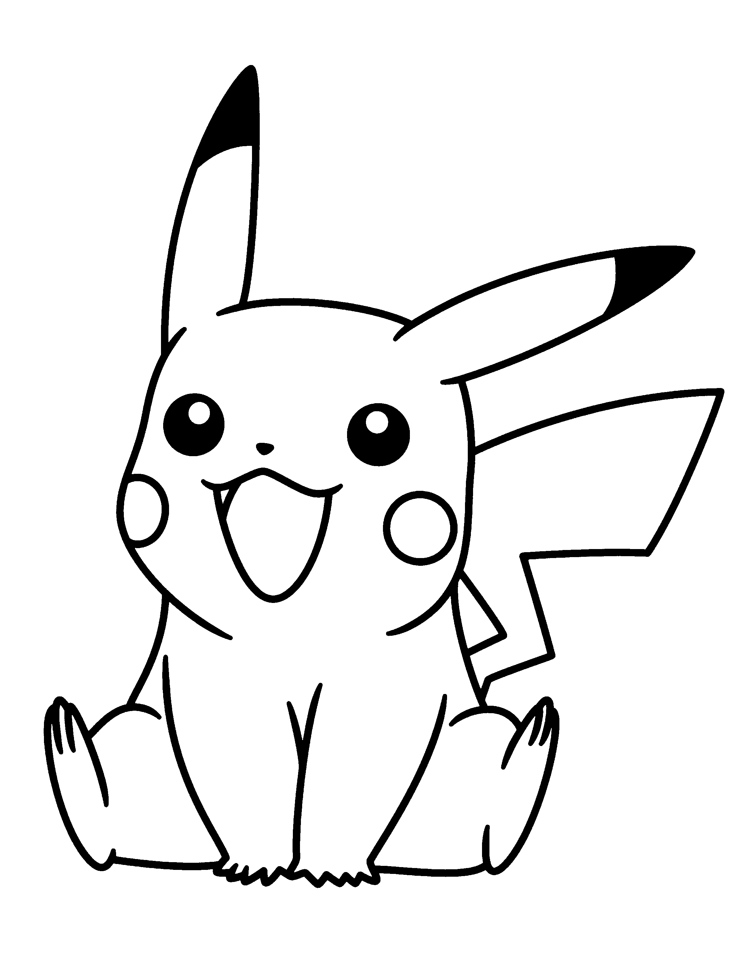 pokemon black and white clipart