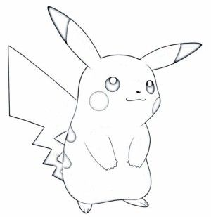 pokemon black and white clipart.