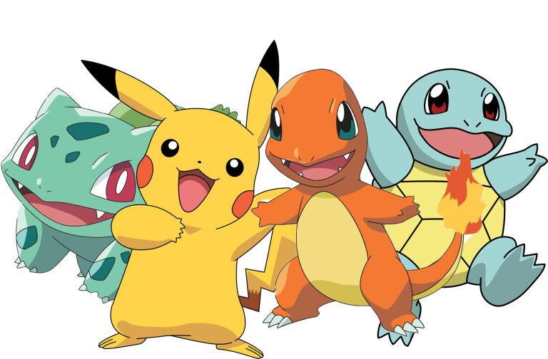 Pokemon Cliparts.