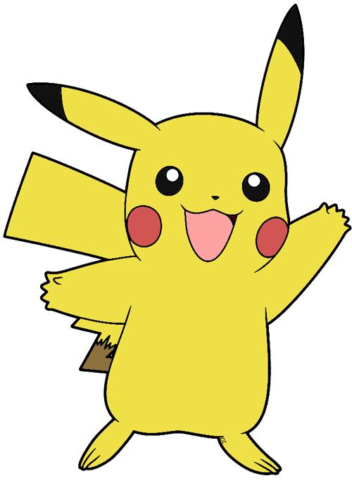 Pokemon Clip Art Images.