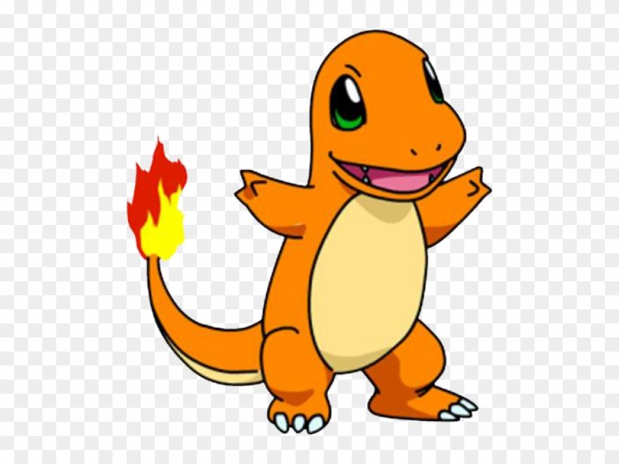 Charmander Pokemon Png.