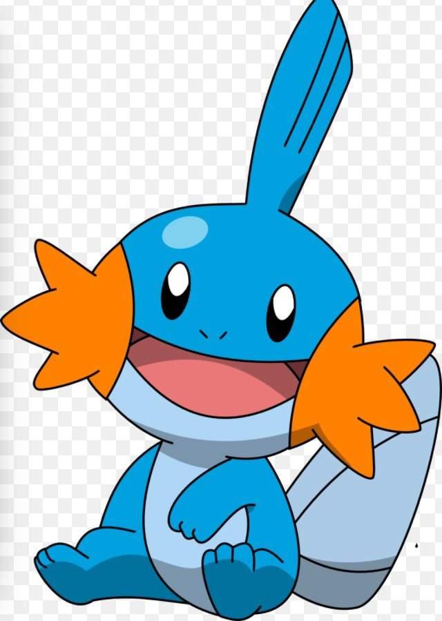 Pokemon Mudkip Clipart.