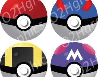 pokemon clip art.
