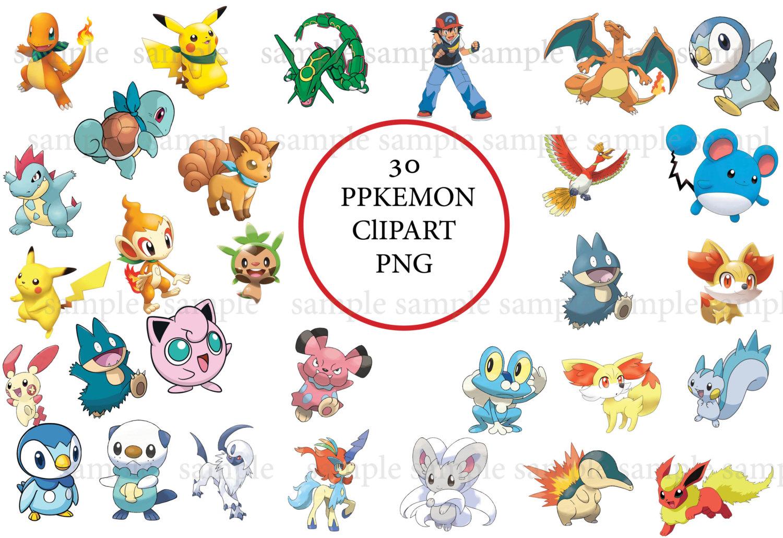 Pokemon png.