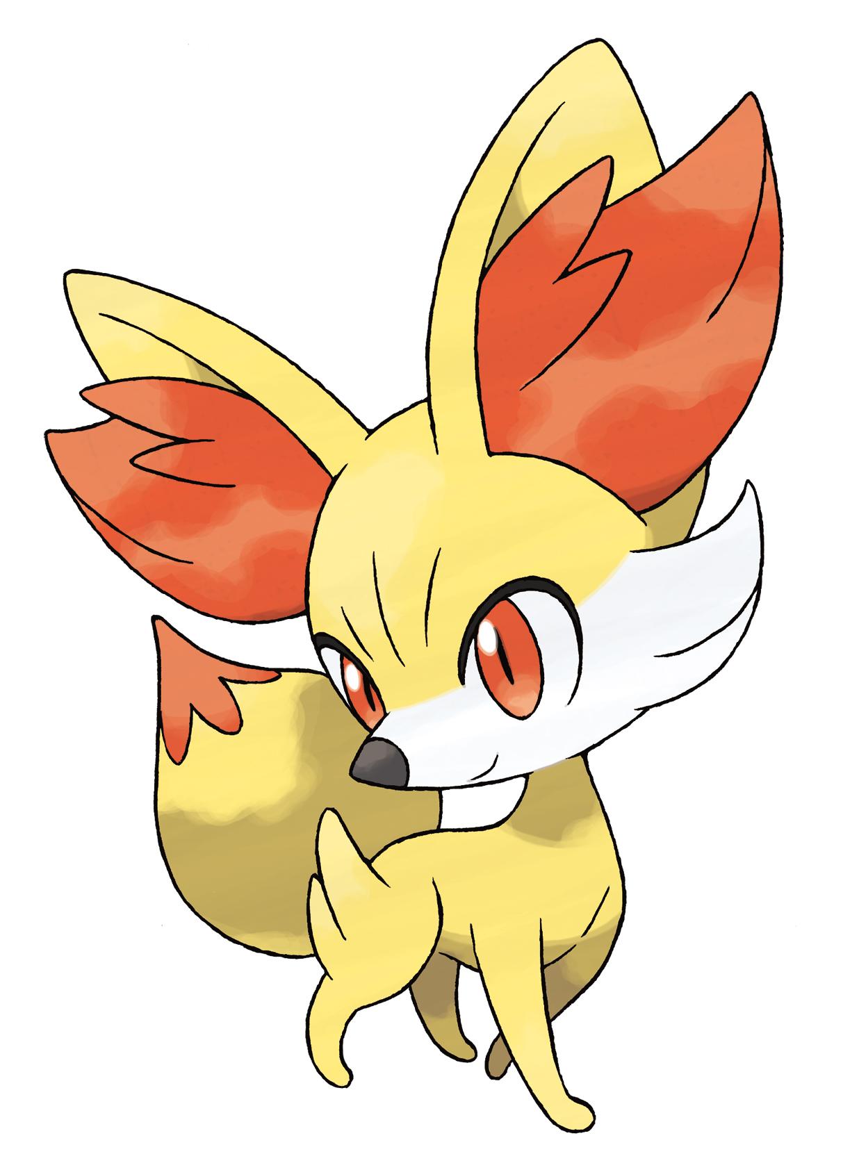 Pokemon Starter Clipart.