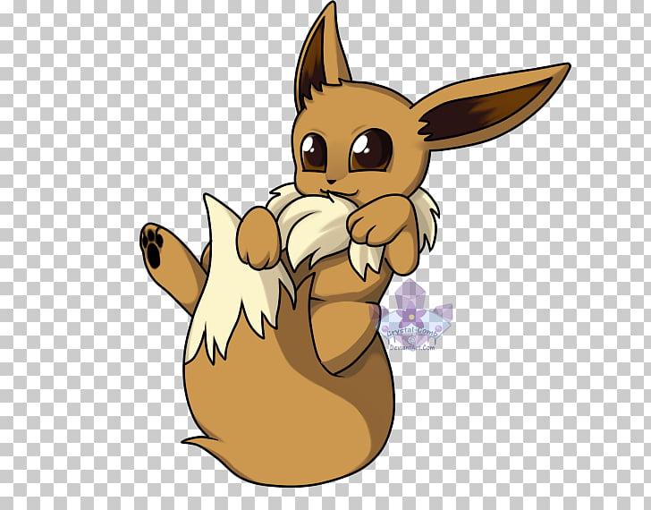Pokémon Crystal Pokémon Art Academy Eevee Domestic rabbit.