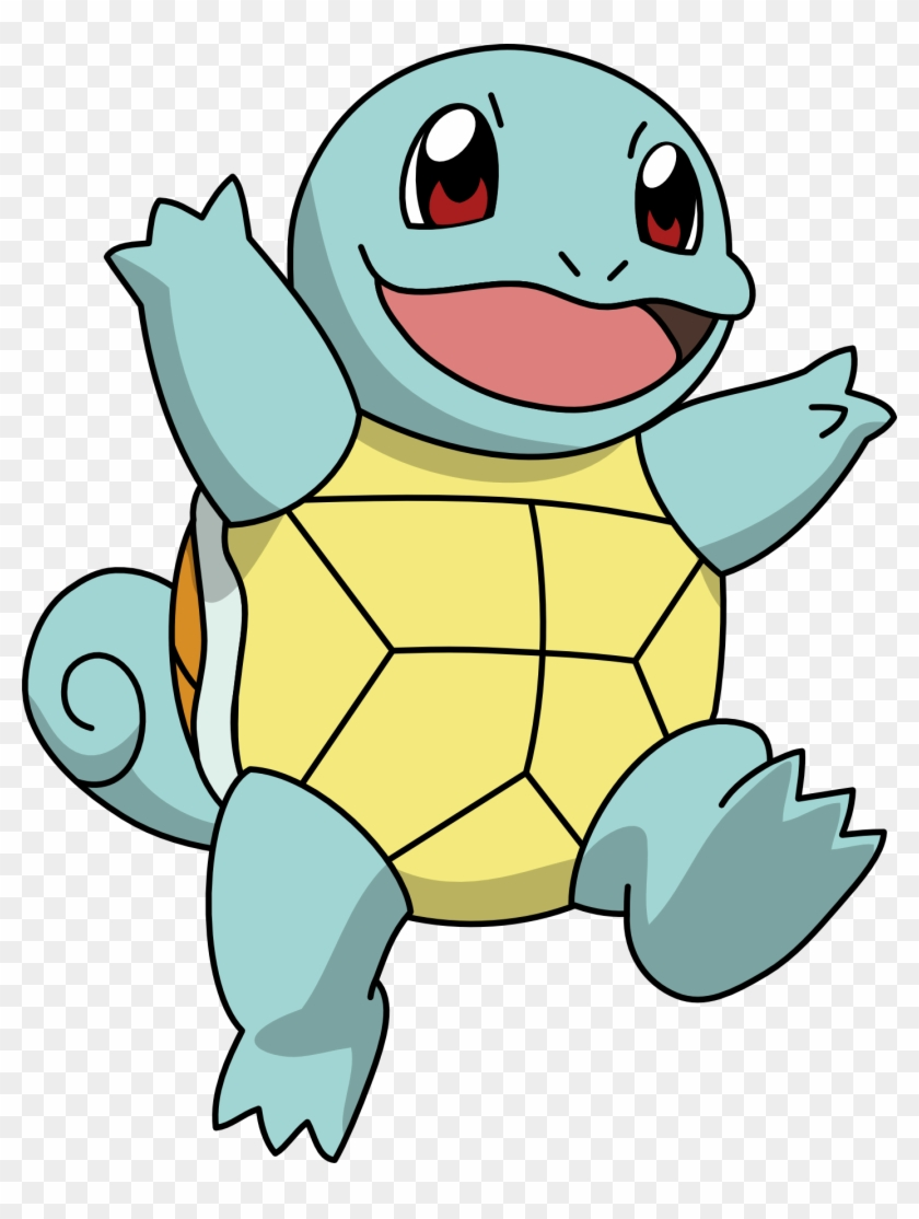 Squirtle Png Image Background.