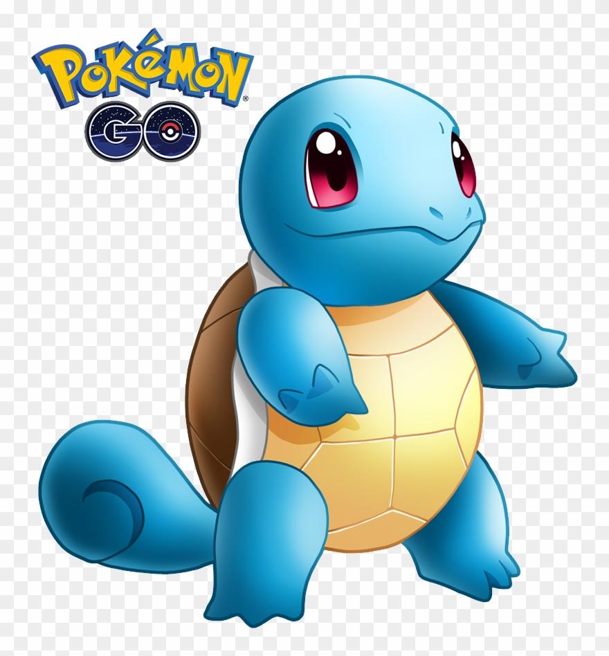 Pokemon Clipart Turtle Graphic Free.