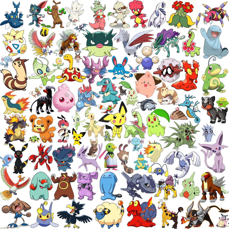 Pokemon go clipart.